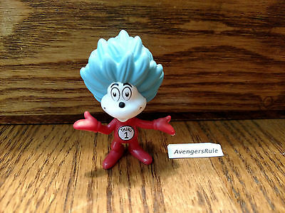 Dr. Seuss Mystery Minis Vinyl Figures Thing 1 One 1/12