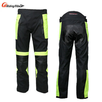 Motocross Riding Sport Motorcycle Pants Racing Windproof Removable Protector