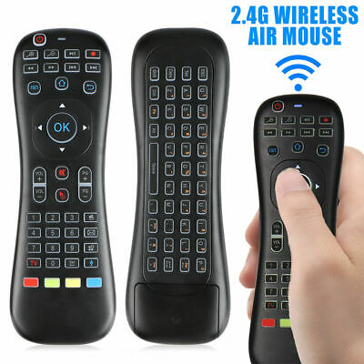 2.4G Wireless Keyboard Air Mouse for XBMC Android Mini PC TV Box Remote Control