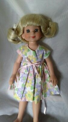 Pastel Floral Dress for Betsy by MGT Designs