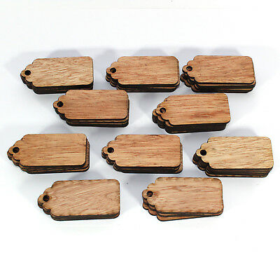 Gift tags Wooden Plywood Name Luggage tags