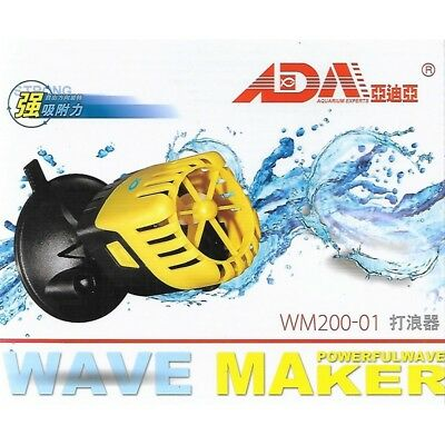 ADA Wave Maker Single Powerhead 200L/H Wavemaker Reef Coral Aquarium Fish Tanks