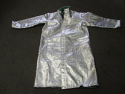 "50"" New Fire Retardant/Aluminized Jacket w/Removal one-pocket Fabric Lining"