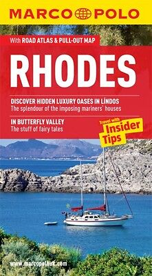 Rhodes Marco Polo Pocket Guide (Marco Polo Travel Guides) (Paperb. 9783829706766