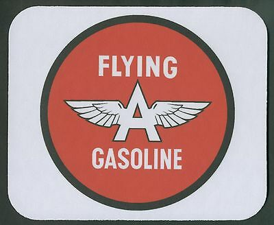 FLYING A GASOLINE Mouse Pad - Gas & Oil  *FREE SHIPPING