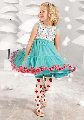 MATILDA JANE Merry Mood Tulle Twirl Dress NWT Once Upon A Time sz 6 8 10 TWEEN