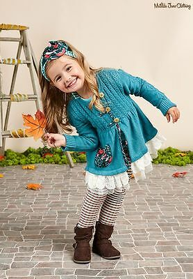 NWT Matilda Jane Once Upon A Time Captivating Sweater Girls sz 2 6 8