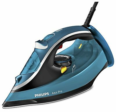 Philips GC4880 Azur Pro Steam Iron - Blue :From the Official Argos Shop on ebay