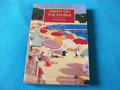 Death on the Riviera by John Bude (Paperback, 2016) New