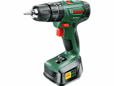 Bosch Green PSB1800LI2 18v Cordless Two Speed Combi Drill 1.5Ah Li-Ion
