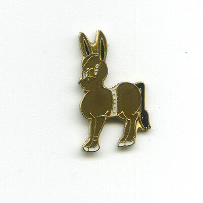 Donkey Esel Muli Maultier Haustier Nordafrika Badge Button Pin Anstecker 0326