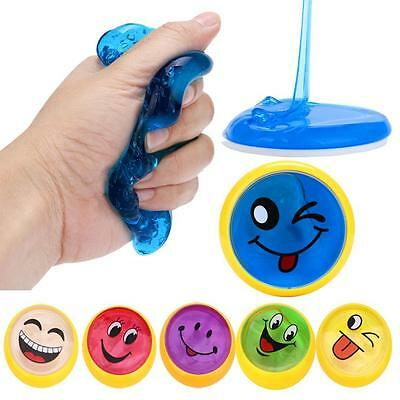 Colorful Slime Malleable Polymer Soft Clay Blocks Plasticine Stress Relief Toys