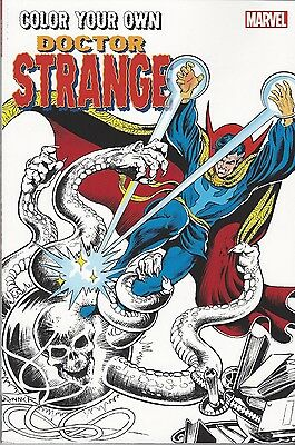 Color your Own Doctor Strange TPB
