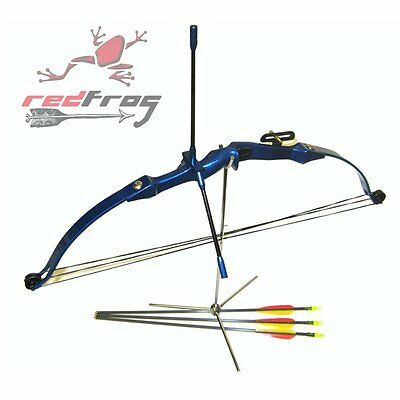 New Cartel Archery Compound Mini Bow For Infants Arrows Stabiliser Sight Stand