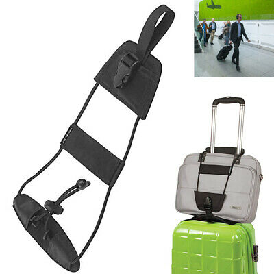 Travelon Luggage Bag Bungee Suitcase Belt Travel Backpack Carrier Strap Carry On