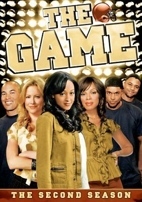 THE GAME SEASON 2 New Sealed 3 DVD Set