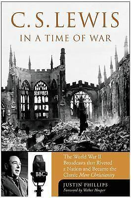 C.S. Lewis In A Time Of War, Very Good Books