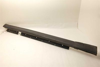 2002 Land Rover Discovery Black Driver Rocker Moulding