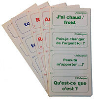 100+ French flash cards