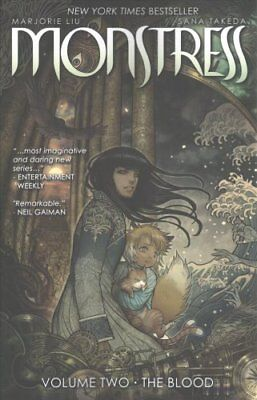 Monstress Volume 2 The Blood by Marjorie Liu 9781534300415 (Paperback, 2017)