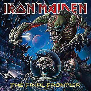 Iron Maiden - The Final Frontier (NEW 2 VINYL LP)