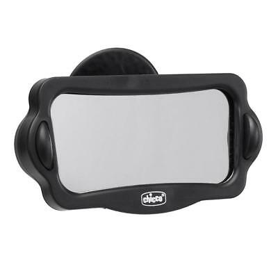 Chicco Rear View Mirror (Black) keep on eye on baby without turning - RRP £7.00