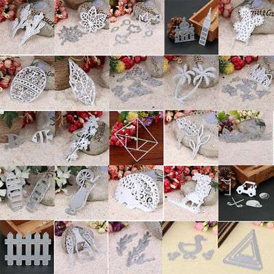 Cutting Die Stencil Template Bricolage Scrapbooking Paper Card Album Craft Decor