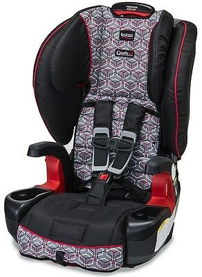 Britax Frontier Clicktight Combination Harness-2-Booster Car Seat 2018 Baxter