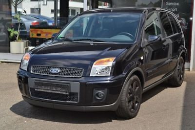 Ford FUSION 1.4 BLACK MAGIC*75.000KM*KLIMA*LEDER*ALU*