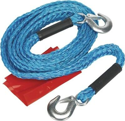 Sealey TH2002 Tow Rope 2 Tonne Rolling Load Capacity