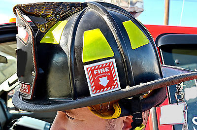 First Responders Firefighters Fire Helmet  Decal  Sickers Fire Department