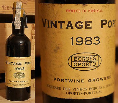 1983er Borges & Irmao - Vintage Port - Top !!!!!!!