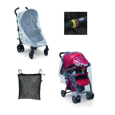 Chicco Stroller Kit - four useful and practical accessories for your stroller