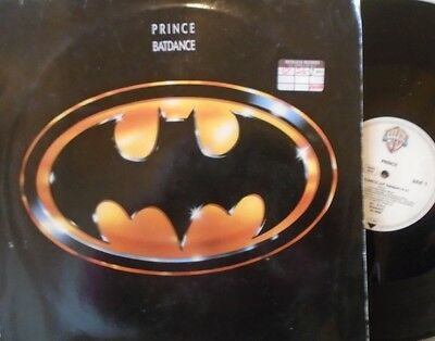 "PRINCE - Batdance ~ 12"" Single PS"