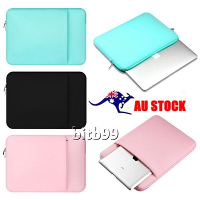 """Laptop Sleeve Case Carry Bag Notebook For Macbook Air/Pro/Retina 11/13/15"""" LOT A"""