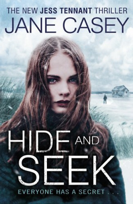 Casey,jane-Hide And Seek  Book New