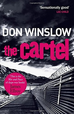Winslow,don-Cartel, The  Book New