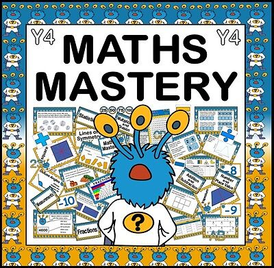 CD MATHS MASTERY Teaching Resources For Year 2 Ks1 Numeracy Captain ...