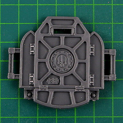 Sector Mechanicus Ferratonic Furnace Bulkhead Warhammer 40K Bitz 10010