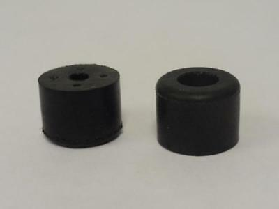 "89537 Old-Stock, Jones A080044 LOT-2 Rubber Bumper, 0.750"" Diameter"