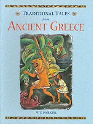 Ancient Greece (Traditional tales) (Paperback), Parker, Vic, 9781841389462