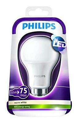 Philips - Ampoule Led Standard - Culot B22 - 11W Consom