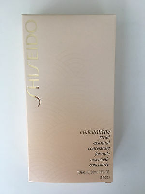 SHISEIDO Essential Concentrate Serum 30 ml OVP
