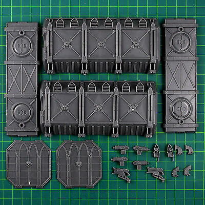 Munitorum Armoured Container Warhammer 40K Bitz 10168