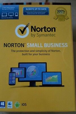 Norton Internet Security Small Business 5 Devices 1 year subscription