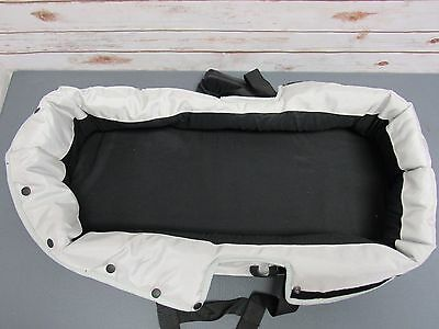 Baby Jogger City Select Bassinet Kit Stroller Silver-A