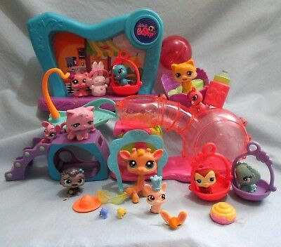 Littlest Pet Shop 35 Pets Dome Accessories Playsets Random Lot Best Deal Lps
