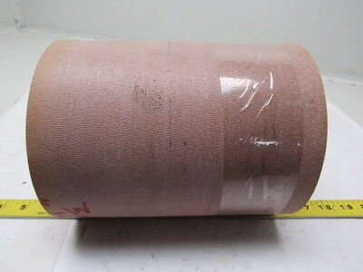 """3-Ply White Rubber Smooth Top Conveyor Belt 21' X 8-1/2"""" X 0.125"""""""