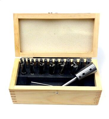 21 Piece Hss Interchangeable Pilot Counterbore Set (2007-0021)