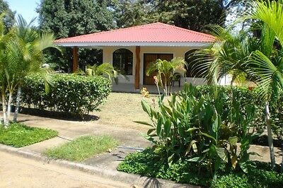 House in Costa Rica -- Quite Abode 2 Bedroom 2 Bath AC High Speed Internet, etc
